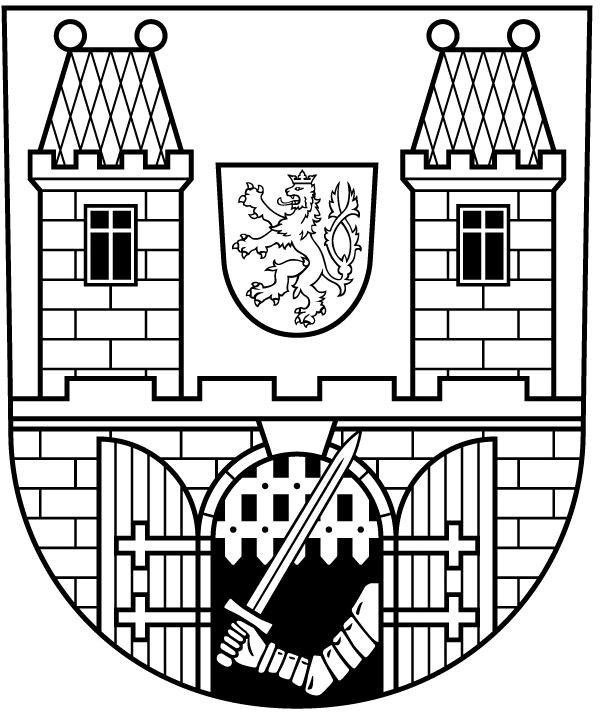 UMČ Praha 1 znak