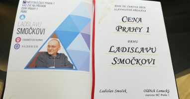 Čestné občanství Prahy 1 12