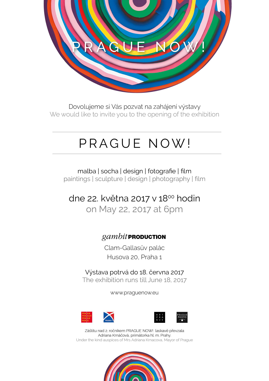 Výstava Prague now!