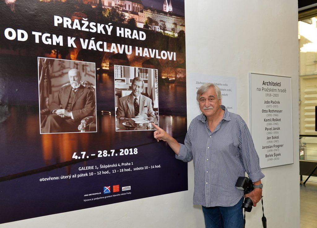 Galerie 1 představuje vývoj Pražského hradu od roku 1918 fb1e6673a3