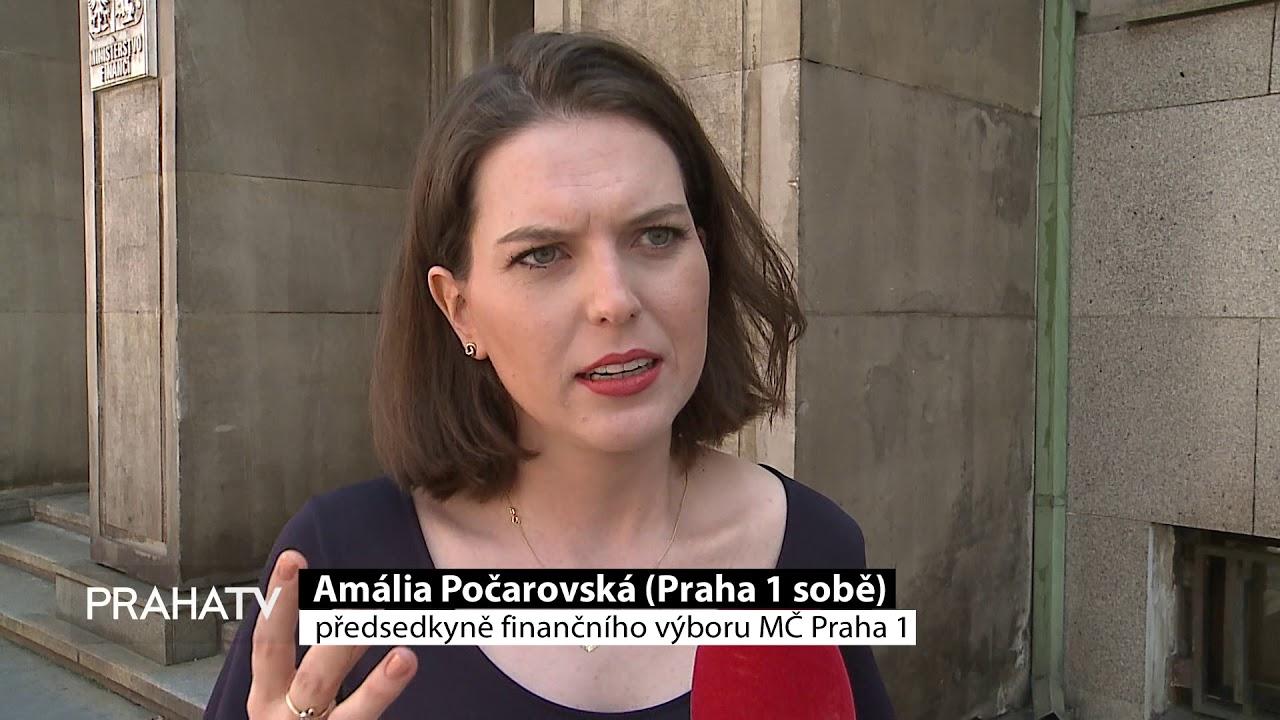 Aplikace Cityvizor ukazuje hospodaření městské části Praha 1