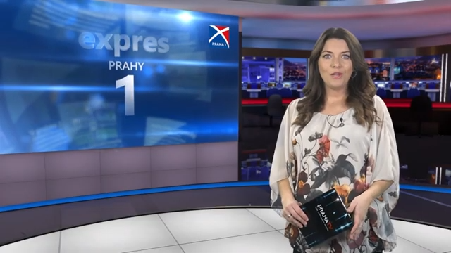 Expres Prahy 1 za únor 2021